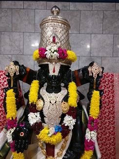 Jul 6 & 7 2021 - Sri Venkateswara (Perumal) Parivara Devatha Kalasa Samprokshana SVCC Temple Fremont