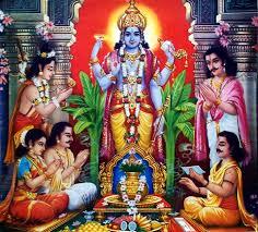 Poornima - Satyanarayana Pooja - Sun - Sep - 9/19 - 6:30 PM SVCC Temple Fremont