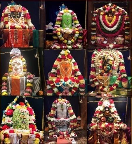 Siva Ratri 2019 @SVCC Temple Fremont