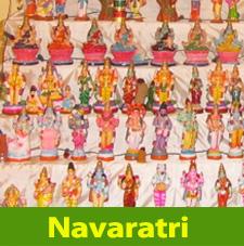 Navaratri 2018 Wed Oct 10 2018 10/10/2018 till Sat Oct 20 2018 10/20/2018 @SVCC Temple Fremont