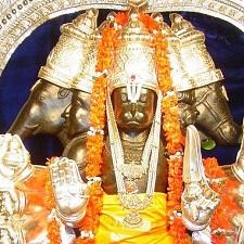 SVCC Temple Sacramento Anjaneya Hanuman
