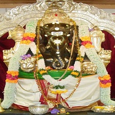SVCC Temple Sacramento Ganesha Ganapathy Pillaiyar