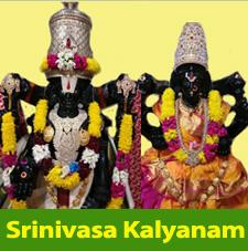 Sri Venkateshwara Laksha Thulasi & Laksharchana Srinivasa Kalyana Mahotsavam, Fri 12/14 to Sun 12/16 @SVCC Temple Fremont